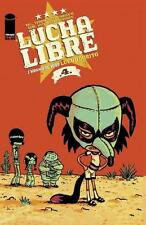 LUCHA LIBRE LUCHADORITO BOOK 4 FRISSEN GOBI WITKO GRAPHIC NOVEL MUTTPOP COMIC