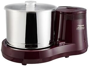 Butterfly Rhino 2 Litre Table Top Wet Grinder 220V Express Delivery