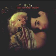 Filthy Boy - Smile That Won't Go Down (CD 2013) NEW & SEALED Digipak