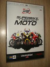 DVD N°5 SUPERBIKE TRIBUTE PIANETA MOTO SBK OFFICIAL IL PIANETA DELLE MOTO