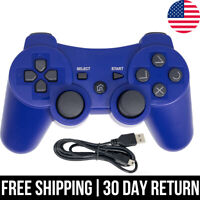 Replacement Bluetooth Controller For Sony PlayStation 3 PS3 DualShock 3 Sixaxis