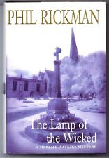 The Lamp of the Wicked by Phil Rickman 2003 HC w/DJ, A Merrily Watkins Mystery