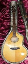 Vantage CL 15 LT 6 String Craviola Guitar 1982 Japan w Hard Shell Westbury Case