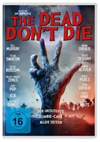 THE DEAD DON'T DIE - BILL MURRAY,ADAM DRIVER,STEVE BUSCEMI   DVD NEU