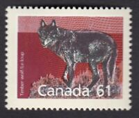 Timber Wolf Canada 1990 MNH 1175 q07