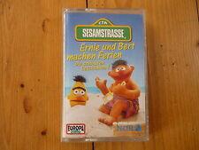 Sesamstrasse - Ernie und Bert machen Ferien DIE SCHÖNSTEN GESCHICHTEN 1 / MC
