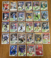 2018 Panini Donruss NFL Football RC Rookies & Vets - 28 Card Lot