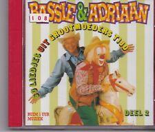 Bassie&Adriaan-60 Liedjes Uit Grootmoeders Tijd  Deel 2 cd album