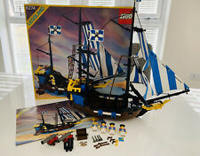 LEGO Pirates Vintage 6274 Caribbean Clipper 1989 Complete + Box + Instructions