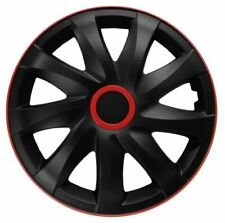 """15"""" Wheel trims fit VW Volkswagen Caddy Golf Polo 4 x15 inches"""