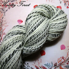 Wool Sock Yarn WILD THING Highland Wool Fingering 437yds Undyed Natural Colors