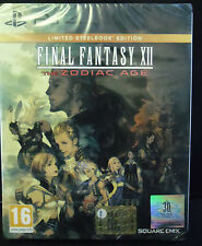 211612 Square Enix Ps4 Final Fantasy XII The Zodiac Age Limited Edition