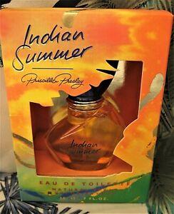 Parfum Priscilla Presley Indian Summer Eau de Toilette 20ml Mülhens EDT OVP neu