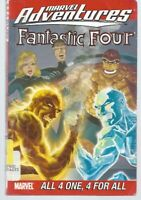 Marvel Adventures Fantastic Four Vol. 5: All 4 One, 4 For All TPB