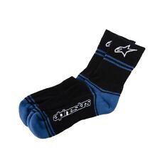 Nouveau Bleu Cyclisme Chaussettes Taille 7-13