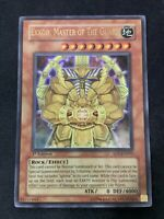 YuGiOh Exxod, Master of the Guard Ultra Rare SD7-EN001 1st Edition NM