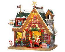 Lemax - 35554 - Santa`s Cabin, Weihnachtsdorf, Santa`s Wonderland,