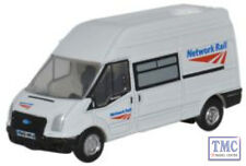NFT005 Oxford Diecast Ford Transit Network Rail 1/148 Scale N Gauge