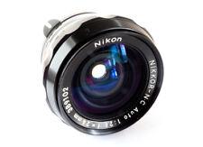 NIKON NIKKOR N.C 24mm f2.8 - 1973 - MINTY!