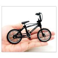 Kinder Mini Finger BMX Fahrrad Legierung Versammlung Fahrrad Modell Spielzeug
