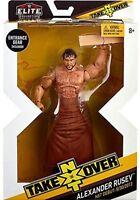 WWE NXT Takeover Elite Alexander Rusev Wrestling Action Figure