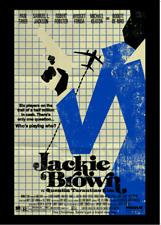 CLASSIC MOVIE ArtPrint Tarantino JACKIE BROWN 420mm x 297mm Ltd Ed A3Print