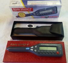 Calculated Industries Scale Master II 6125v 1.0 Digital Plan Measuring System