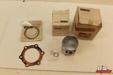 Yamaha 1981 MX175 OEM  NOS.25 OVERSIZE piston kit 2N5-11630-10