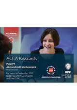 ACCA P7 Advanced Audit and Assurance (International): Passcards by BPP Learning