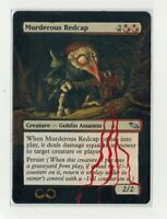 Murderous Redcap Altered Full Art MTG Magic Commander 2020 EDH Birthday Gift