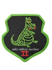 USAF Air Force Black Ops Petes Dragon II Test Team YF-22 Stealth Aviation Patch