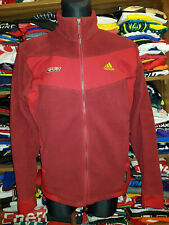 DSV Deutschland Fleece Jacke Gr L Adidas Ski Jumper  (m376d)