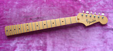 "Vintage 1959 Fender Duo Sonic Neck - Original Finish & Frets FAT ""V"" PROFILE 58"