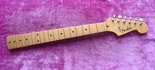 "Vintage 1959 Fender Duo Sonic Neck - Original Finish & Frets FAT ""V"" PROFILE 58"