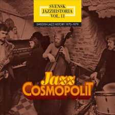 VARIOUS ARTISTS - SWEDISH JAZZ HISTORY 1970-1979 NEW CD