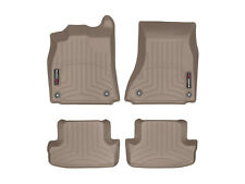 WeatherTech FloorLiner Mats for Audi A5/S5/RS5 - 2008-2017 1st 2nd Row Tan