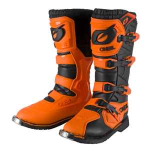 Oneal Rider Pro Motocross Boots MX Off Road Dirt Bike ATV Racing Boots