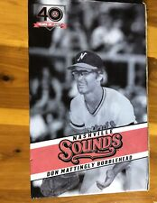 Don Mattingly Nashville Sounds Bobblehead Limited Edition NY Yankees LA Dodgers