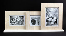 Bilderrahmen 3er Set Landhausstil Vintage Fotorahmen shabby chic Bilder Foto