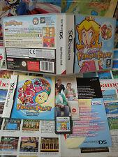Nintendo DS:Super Princess Peach [TOP & 1ERE EDITION + VIP] COMPLET - Fr