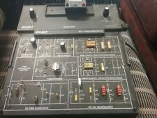Lab-Volt Base Unit with power supply + AC1 Fundamentals  & DC Fundamentals board