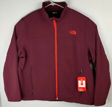 The North Face Apex Chromium Thermal Jacket Coat Burgundy Wine Red Men's XXL NWT