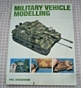 Military Vehicle Modelling by Phil Greenwood, VGC