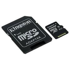 Kingston 256gb Canvas Select Micro SDXC Card With SD Adapter Class 10