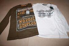 2  Marc o Polo Shirt Longshirt Jungen Gr.