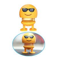L14 Auto Dekoration Kopfschütteln Puppe Ausdruck Pack Komisch Zubehör Spielzeug
