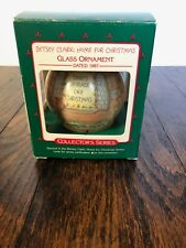 Vintage Hallmark Betsey Clark Home for Christmas Ornament, 1987, new in box