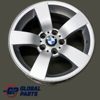 "BMW 5 Series E60 E61 Alloy Wheel Rim 17"" Star Spoke 122 ET:20 8J 6760615"