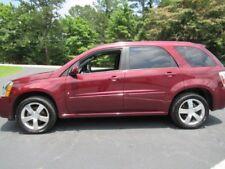 For 2007-2009 Pontiac Torrent,Chevy Equinox Rear Quarter Glass Driver//Left Side