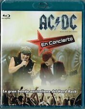 AC/DC - Live at Circus Krone - EN CONCIERTO - ALL Region BLU-RAY 2012 -Brand New